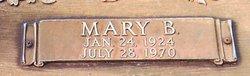 Mary Ruth <i>Burleson</i> Ward