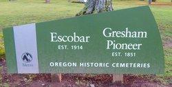 Gresham Pioneer Cemetery