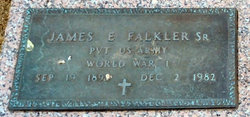 James E. Falkler, Sr