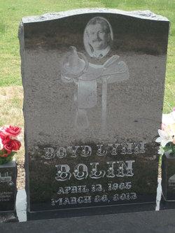 Boyd Lynn Bolin