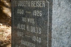 Alice R <i>Dilts</i> Beiser