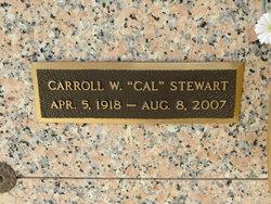 Carroll Wallace Cal Stewart