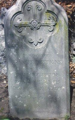 Frances Davenport <i>Bruen</i> Perkins