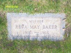 Reva May <i>Meadows</i> Baker