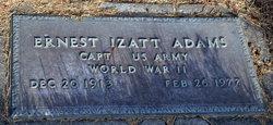 Ernest Izatt Adams