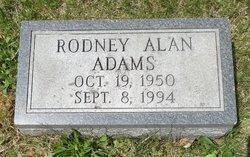 Rodney Alan Adams