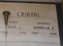 Patricia Ruth <i>Patterson</i> Cribari