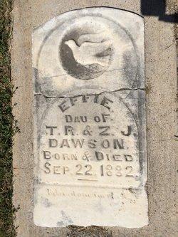 Effie Dawson