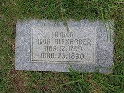 Alvah Alexander