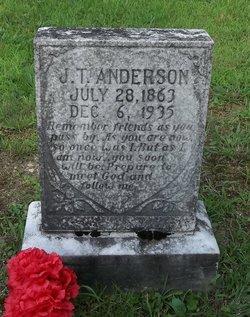 John Thomas J.T. Anderson