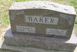 Harriet Baker
