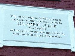 Dr Samuel Fuller