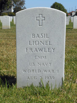 Basil Lionel Frawley