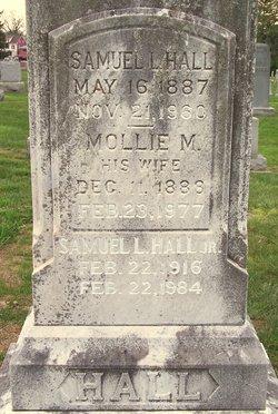 Samuel Lafeyette Hall