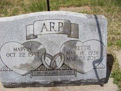 Bettie Joe <i>Littrell</i> Arp