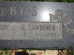 A. Lawrence DeBus