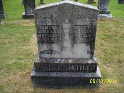Mattie S. <i>Burkhalter</i> Woodard
