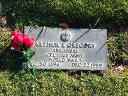 Arthur Ervin Gregory