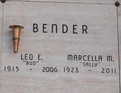 Marcella Mary Sally <i>Joerger</i> Bender