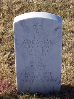 Addamae M. Brown