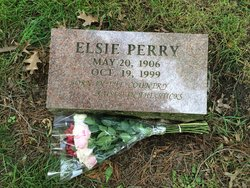 Elsie <i>Epps</i> Armstrong/Perry