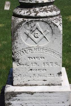 Royal D. Hutchinson