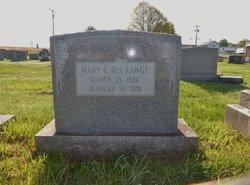 Mary Catherine <i>Cline</i> DeGrange