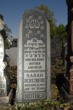 Sarah Hertzberg
