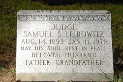 Samuel S. Leibowitz