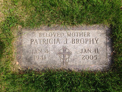Patricia J. <i>Sherry</i> Brophy