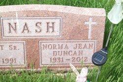 Norma Jean <i>Duncan</i> Nash