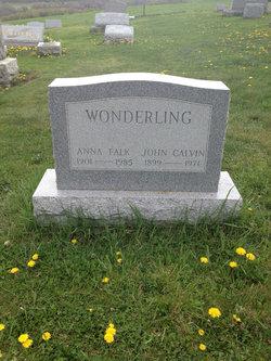 John Calvin Wonderling