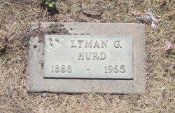 Lyman G Hurd