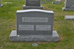 Clara S <i>Pleasanton</i> Richardson