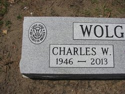 Dr Charles Willard Wolgamott