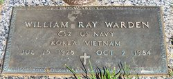 William Ray Warden