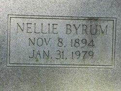 Nellie Elizabeth <i>Byrum</i> Barnes