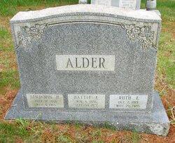 Hattie E. Alder