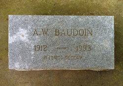A. W. Baudoin