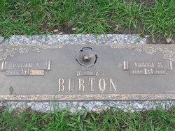 Virginia M. <i>Crew</i> Burton