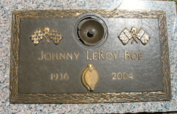 Johnny LeRoy Boe