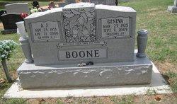 Asa Joseph A.J. Boone