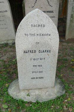 Alfred Clarke