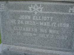 Elizabeth <i>Webb</i> Elliott