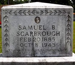 Samuel B. Scarbrough