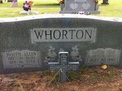 Lottie Mae <i>Love</i> Whorton