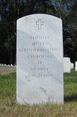 Thomas Joseph Blennerhassett