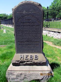 Col Clement Dorsey Hebb