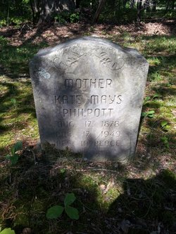 Kate <i>Mays</i> Philpott