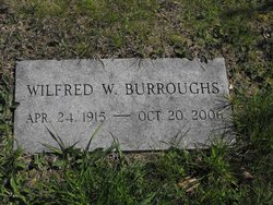 Wilfred Bunty Wilbur Burroughs
